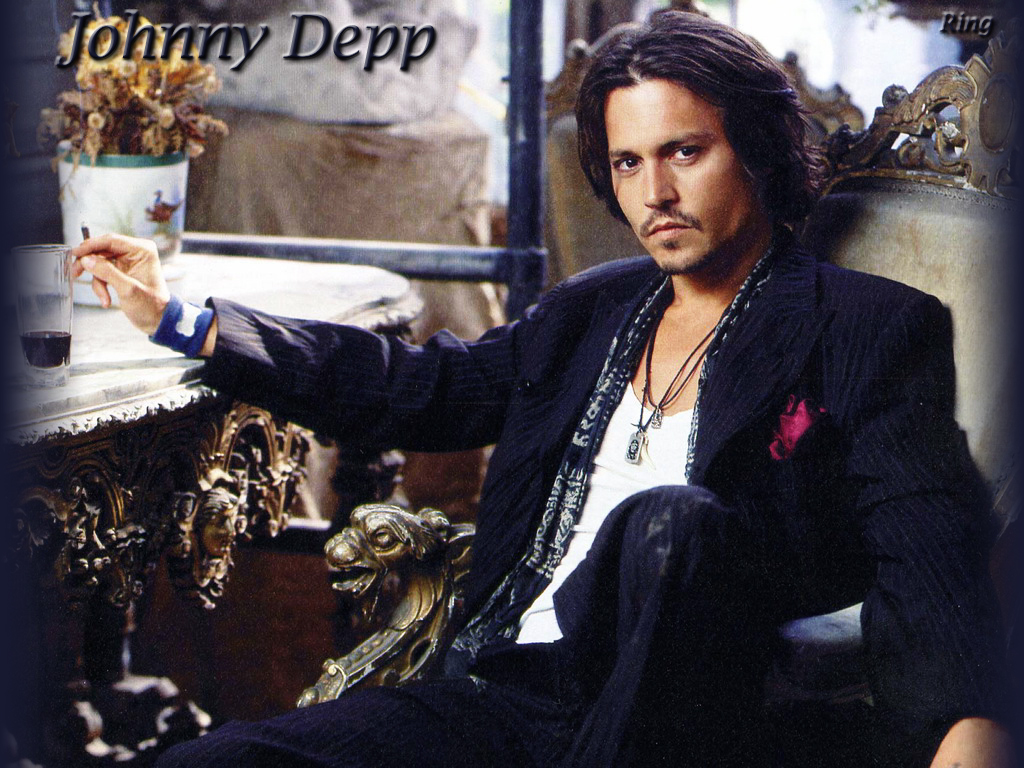 johnny depp baby