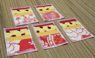 Quilted Artist Trading Cards