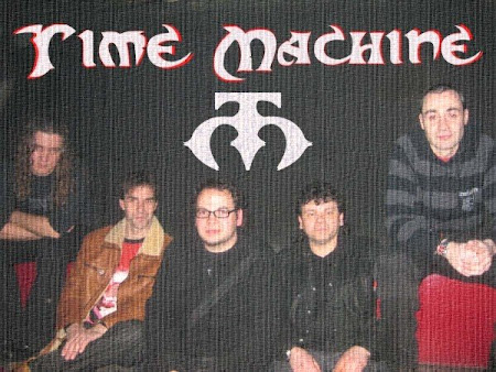 Time Machine formacion 2009