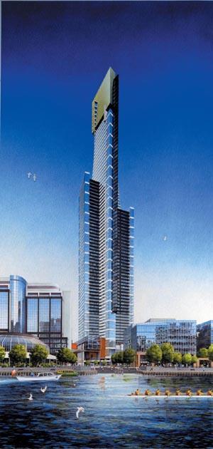 ndypunyacerita: High Rise Building