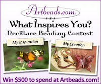 Artbeads.com What Inspires You? Necklace Contest