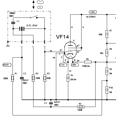 xaudia microphone blog  finally to make the microphone have variable pattern we simply need to make a supply that is adjustable from 0v to 120v and apply that to the backplate
