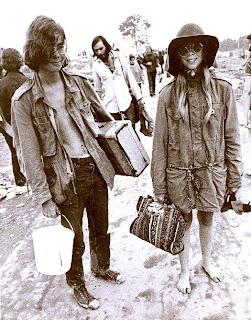Festival hippy