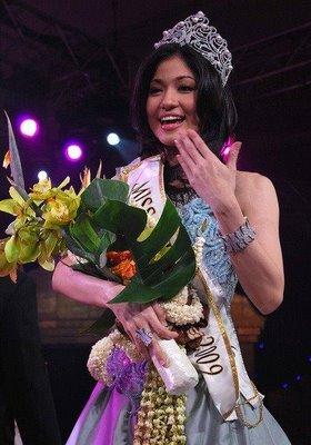 Karenina Sunny Halim Miss Indonesia 2009