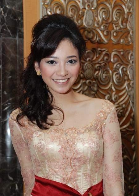 Foto Agni Pratistha Puteri Indonesia 2006
