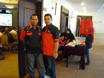 Cikgu Wan (Ridzuan) & Jefrizal