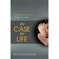 "Scott's Book ""The Case for Life"""