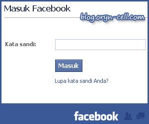 Facebook Selamat Datang