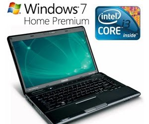 TOSHIBA SATELLITE M645-S4061 INTEL CORE I3-370M PROCESSOR 2.40 GHZ