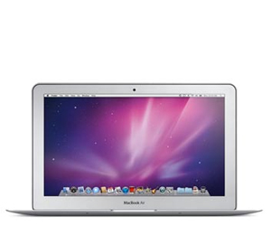 APPLE MACBOOK AIR MC505LL A NVIDIA GEFORCE 320M
