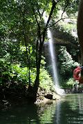 Waterfalls in Columbia