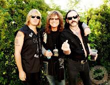 Joe,David y Lemmy