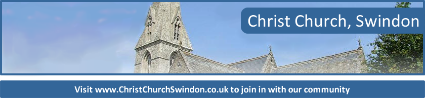 Christ Church Swindon Prayer News