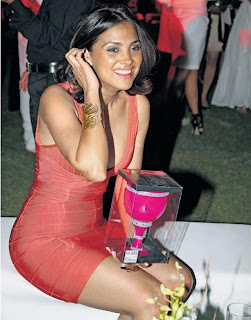Hot Lara Datta in an Amazing Party