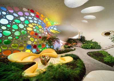 Be Ware! Its a Cybe World - - Sachin Tendulkar And The Shell Shaped House