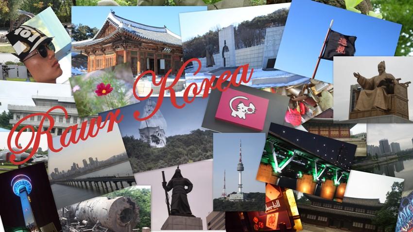 Rawr Korea