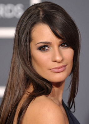 All star girls lea michele of glee attacks would have given star