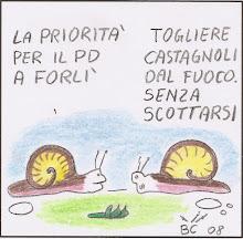Forlì, malumori nel Partito Democratico sulla nomina dell'esecutivo.
