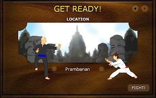 game pencak silat hariswae indonesia