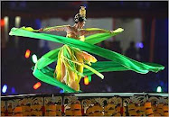Olympics kick off in Beijing