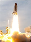 Endeavour blasts off (finally!)
