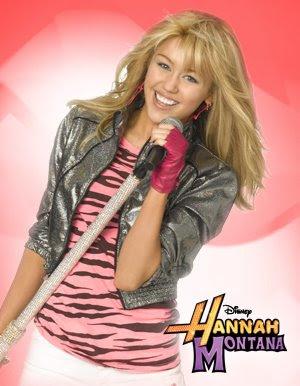 Ханна Монтана игра макияж и картинки для девочек Винкс!