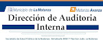 Dirección de Auditoria Interna