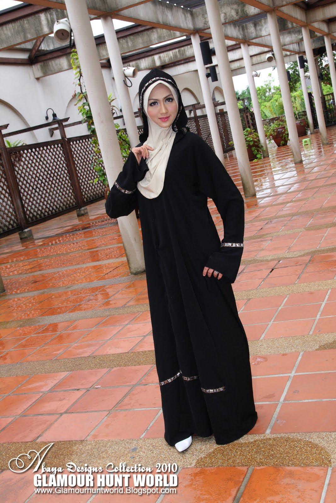 Abaya dubai fashion week in diffrnt style (4) Abaya 100