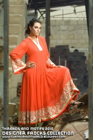 Frocks Pakistan
