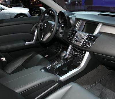 Acura on Acura Rdx Interior 1