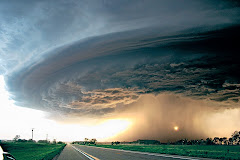 Cool picture from June 2008 storm