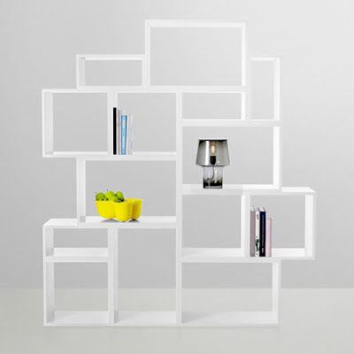 New Nordic shelves by JDS Archite