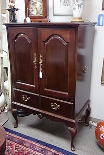 house fashions bedroom furniture queen anne mahogany