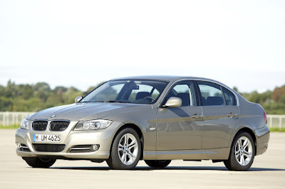 BMW 3 Series, Mazda 6 or Subaru Forester