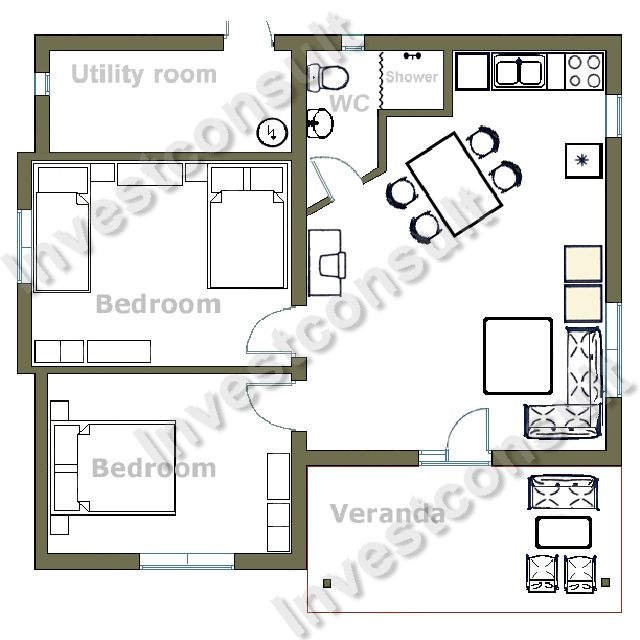 FLOOR PLAN SAMPLES HOME 2010 |Luxury House Design Concept