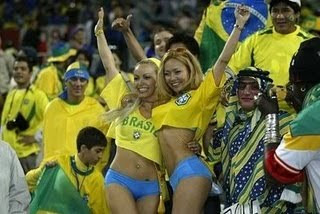 Fifa 2010 Craziest Fans Photos