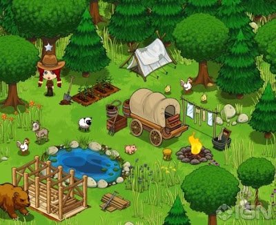 Frontierville facebook Game: Cheats, Tips & Tricks