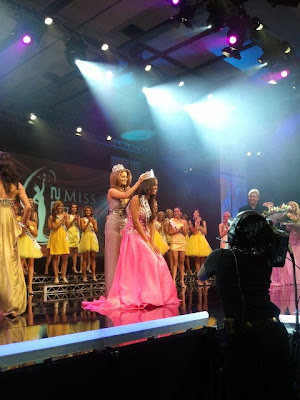 Kamie Crawford won Miss Teen USA 2010‎
