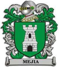 Escudo Mejía