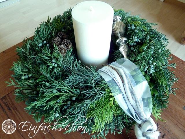 Einfachsch n 1 advent weihnachtsdeko for Antike weihnachtsdeko