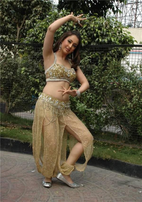 Preethi Jhangiani in a Arabian Belly Dance Dress, Arabian Dresses Online