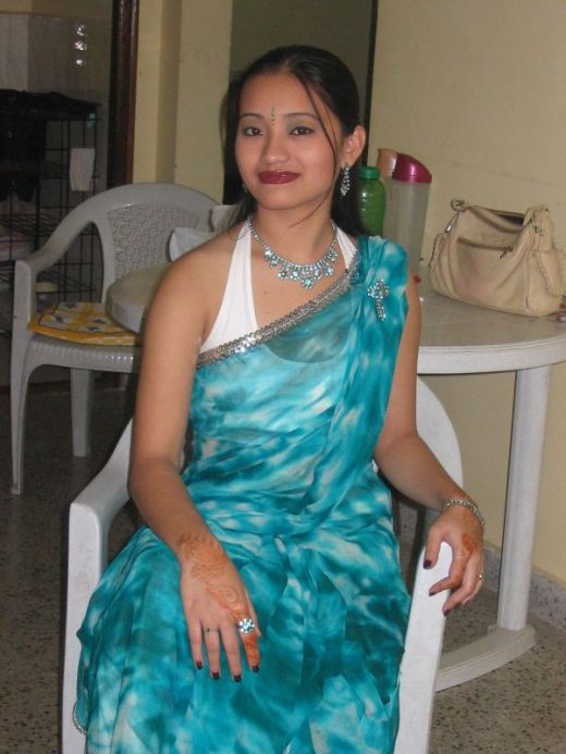 aunty without dress