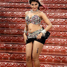 Masala Kausha Dancing & Tattoo  Hot Images
