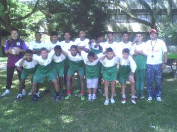 O grande time de Futebol da Vila do Campinho