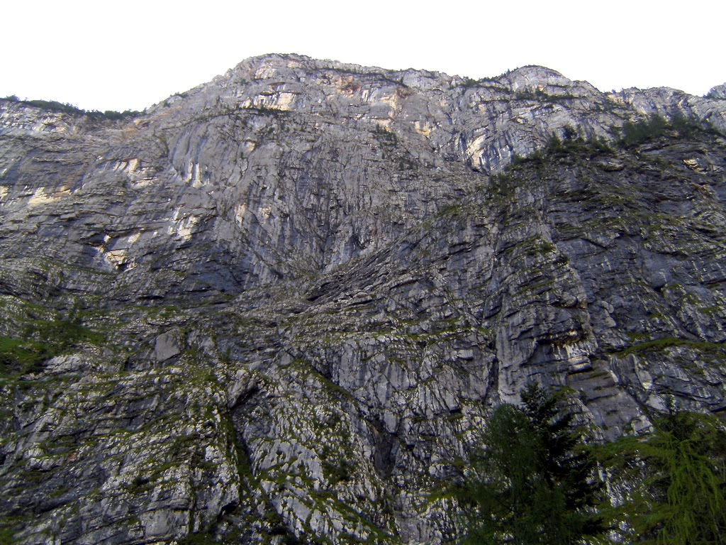 Klettersteig Seewand : Bergtouren seewand klettersteig e
