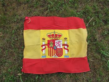 Bandera del Reino de España