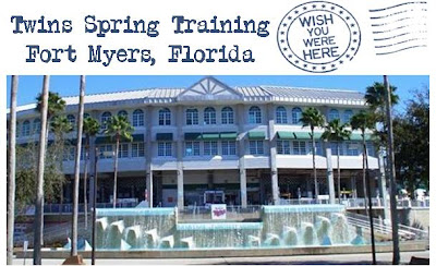 Twins Spring Training Fort Meyers Florida Hammond Stadium