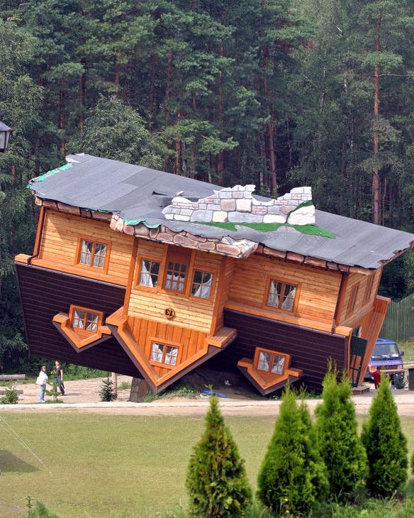 Humorte Casas Interessantes