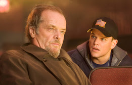Jack Nicholson and Matt Damon were magnificent in The Departed