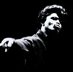 James Brown, Godfather of Soul and originator of funk music
